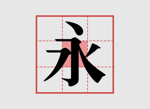 设计中的中宫指什么?不懂这个谈字体结构和造型都白搭