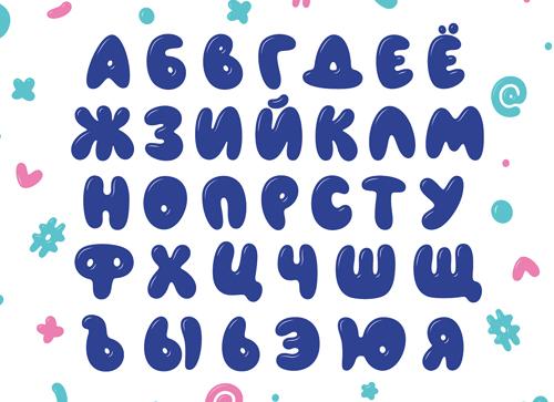 一款超级可爱的免费可商用的字体