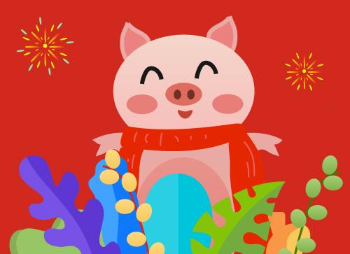 2019猪年有哪些新鲜的字体值得收藏