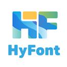 HyFont的LOGO
