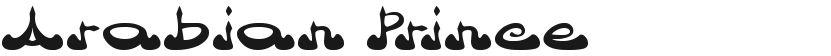 Arabian Prince的封面图