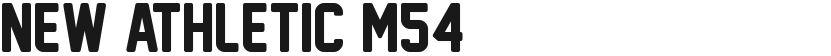 New Athletic M54的封面图