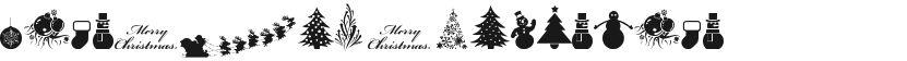 Xmas TFB Christmas的预览图