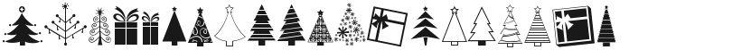 KG Christmas Trees的预览图