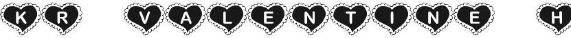 KR Valentine Heart的封面图