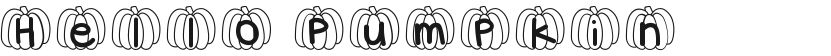 Hello Pumpkin的封面图