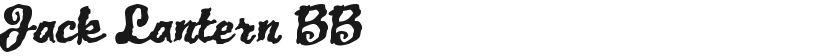 Jack Lantern BB的封面图
