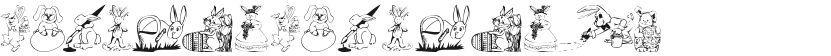KR Easter Bunnies的封面图
