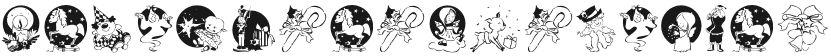 Xmas Promotions Symbols的封面图