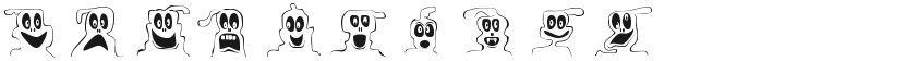 FE 10 Lil Ghosts的封面图