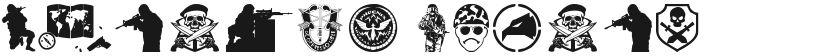Special Forces的封面图