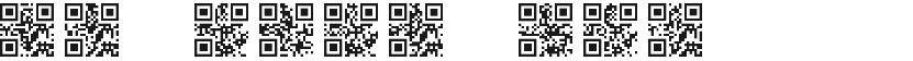 QR font TFB的封面图