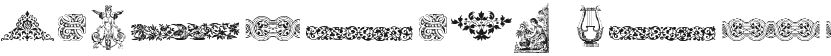 Victorian Free Ornaments Two的封面图