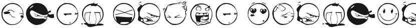 DIST Yolks Emoticons的预览图