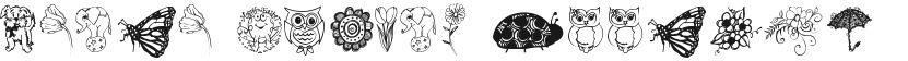 Janda Spring Doodles的封面图