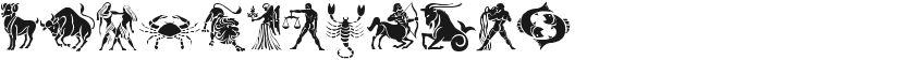 SL Zodiac Stencils的封面图