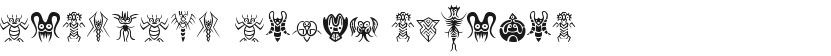 Abstract Alien Symbols的封面图