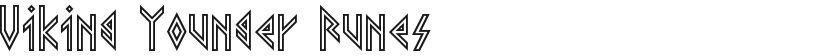 Viking Younger Runes的封面图