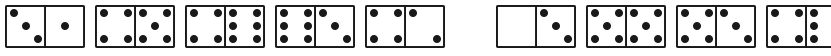 White Dominoes的封面图