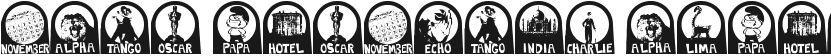 Nato Phonetic Alphabet的封面图