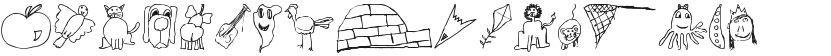 SL Kids Alphabet的封面图