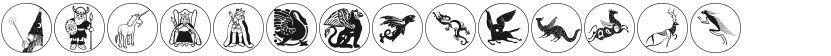 Mythological Disks的封面图