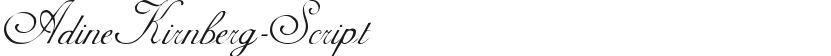 AdineKirnberg-Script的封面图