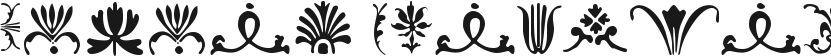 Bodoni Ornaments ITC的封面图
