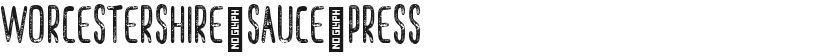 Worcestershire_Sauce_Press的封面图