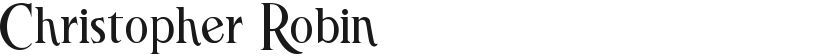 Christopher Robin的封面图