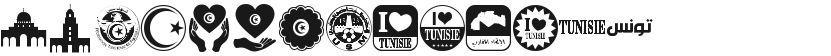 Font Tunisia的封面图