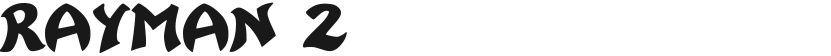 Rayman 2的封面图