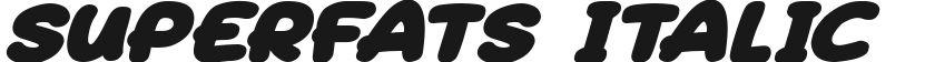 Superfats Italic的封面图