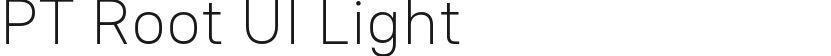 PT Root UI Light的封面图