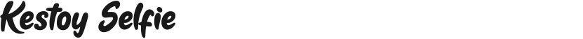 Kestoy Selfie的封面图
