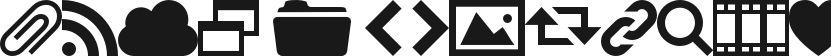 Web Symbols的封面图