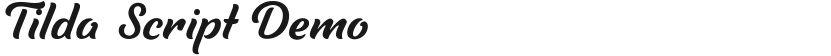 Tilda Script Demo的封面图